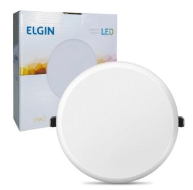 PAINEL LED INFINITI ELGIN RED 27W BIV 3000K 48FLRD27BM01