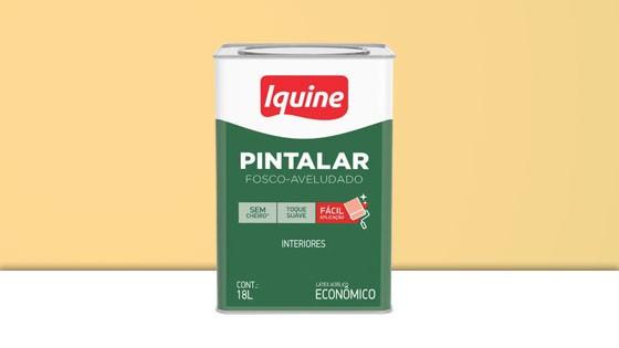 PINTALAR VINIL ACRIL. IQUINE AM.CANARIO 18L 79302205