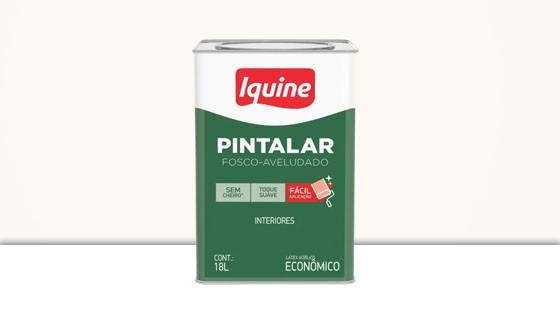 PINTALAR VINIL ACRIL. IQUINE BC.NEVE 18L 79300205