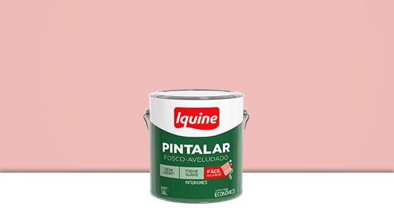 PINTALAR VINIL ACRIL. IQUINE ROSA PETALA  3,6L 79304101