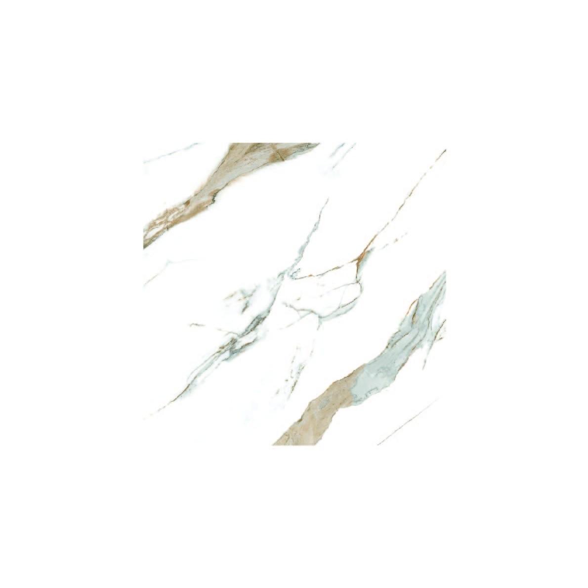 PORC.CALACATA ORO LUX BIANCOGRES 120X120 CX2,88