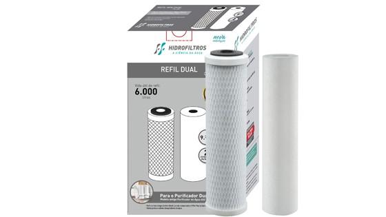 REFIL P/REPOSICAO AS2 HIDRO FILTROS 9280003 CX2