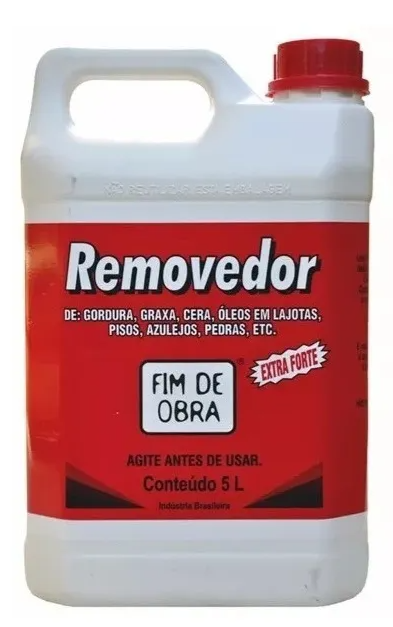 REMOVEDOR FIM DE OBRA 5L 051