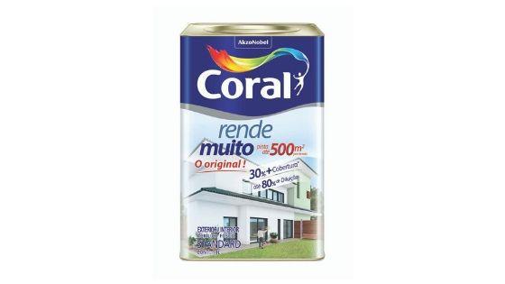 RENDE MUITO CORAL 18L BR.NEVE 5202145