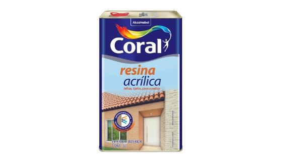 RESINA ACRIL. CORAL 5LT 5203028