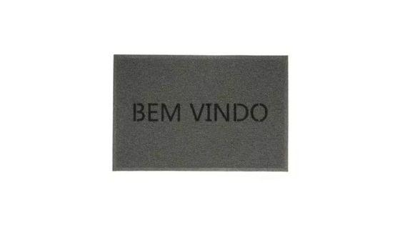 TAPETE VINIL BEM-VINDO KAPAZI 0,60X0,40CM CZ 01730102