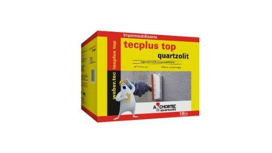 TECPLUS TOP QUARTZOLIT CJTO 18KG 33223.09.34.051