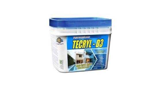 TECRYL D-3 MARCRYL BRANCO 4,0KG 702