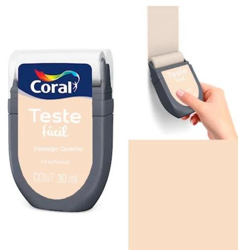TESTE FACIL CORAL PESSEGO QUENTE 30ML 5300885