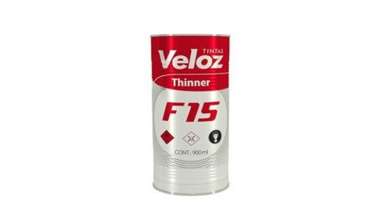 THINNER F-15 VELOZ 900ML 1267