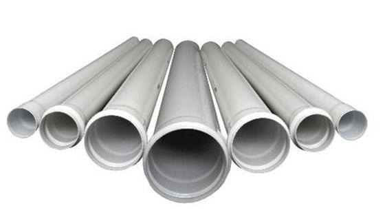 TUBO PVC ESG SN AMANCO DN100X6M 10472