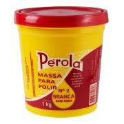 MASSA P/ POLIR N°2 ( BASE D' ÁGUA ) - PÉROLA