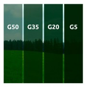 PELÍCULA G50 - PROFISSIONAL VERDE 1,52 (largura) x 30,00 (comprimento)