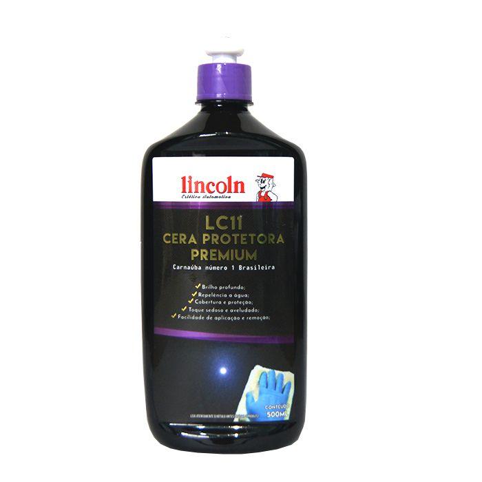 CERA PROTETORA PEMIUM LC11 - LINCOLN