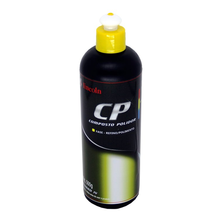 COMPOSTO POLIDOR CP 500G - LINCOLN