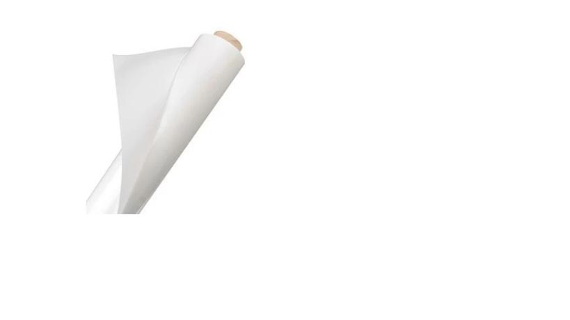 PELÍCULA BRANCO LEITOSO 1,52 (largura) x 7,50 (comprimento)