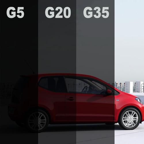 PELÍCULA G35 - PROFISSIONAL GRAFITE  1,52 (largura) x 7,50 (comprimento)