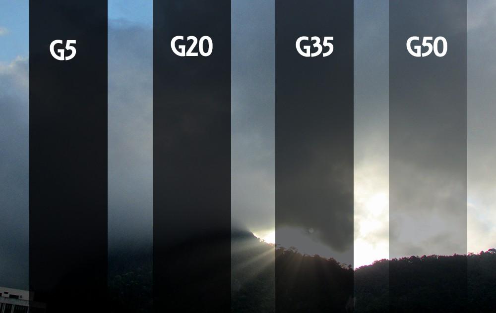 PELÍCULA G50 -TINTADO GRAFITE1,52 (largura) x 7,50 (comprimento)