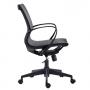 Cadeira Diretor Pixel Preta
