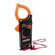 Alicate Teste Amperimetro Foxlux Digital 266