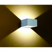 Arandela Bronzearte Sensitive Led 8w 10x10 6000k