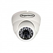 Camera Segurimax Dome 1.0mp 3.6mm 20m