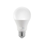 Lamp.Led A55 Brilia E-27 8w Biv. 3000k
