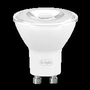Lamp.Led Dicr. Gu10 G-Light 4,5w Bivolt