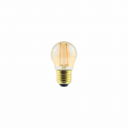 Lamp.Led G45 Filamento 2,5w G-Light 2000k