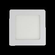 Painel Led Llum Quad. Embutir 6w 6500k