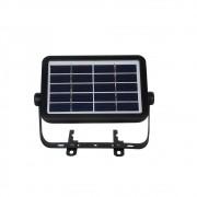 Refletor Led Demi Solar 5w C/ Sensor 6500k Ip65