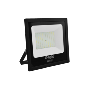 Refletor Led Smd Prof 100w 6500k G-Light