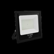 Refletor Led Smd Prof 100w 6500k G-Light