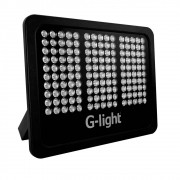 Refletor Led Smd Prof 150w 6500k G-Light