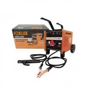 Transformador De Solda Foxlux 250a Fxts-250