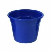 Vaso Japi Aluminio Soleil 11cm Azul