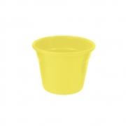 Vaso Japi Aluminio Soleil 6cm Amarelo