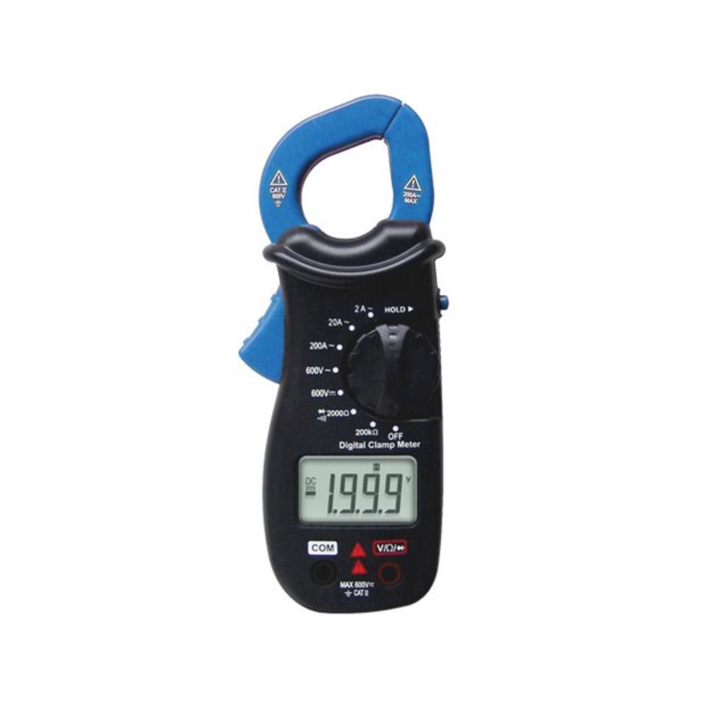 Alicate Teste Amperimetro Minipa Digital Et-3100