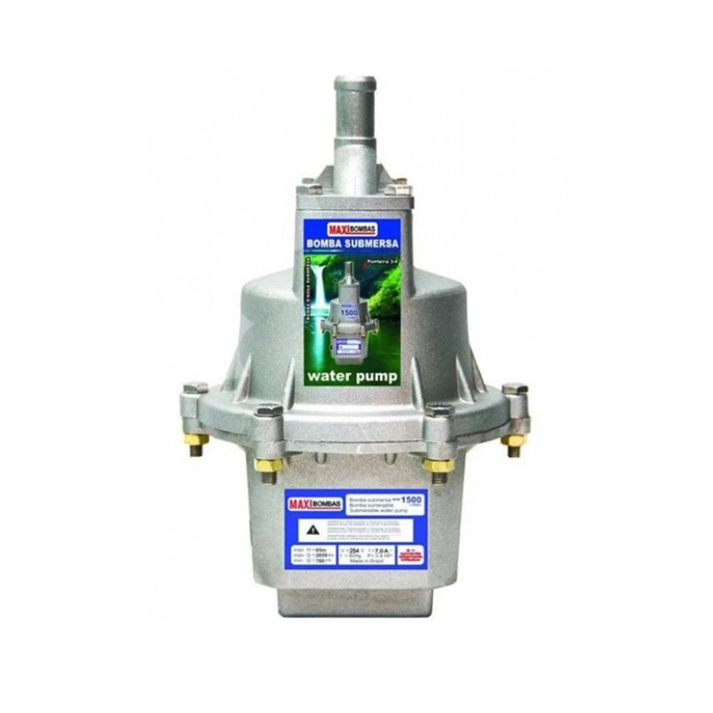 Bomba  D`Agua Submersa Maxi 1500 Turbo ***220v