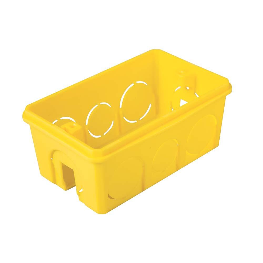 Caixa De Pvc 4x2 Tramontina