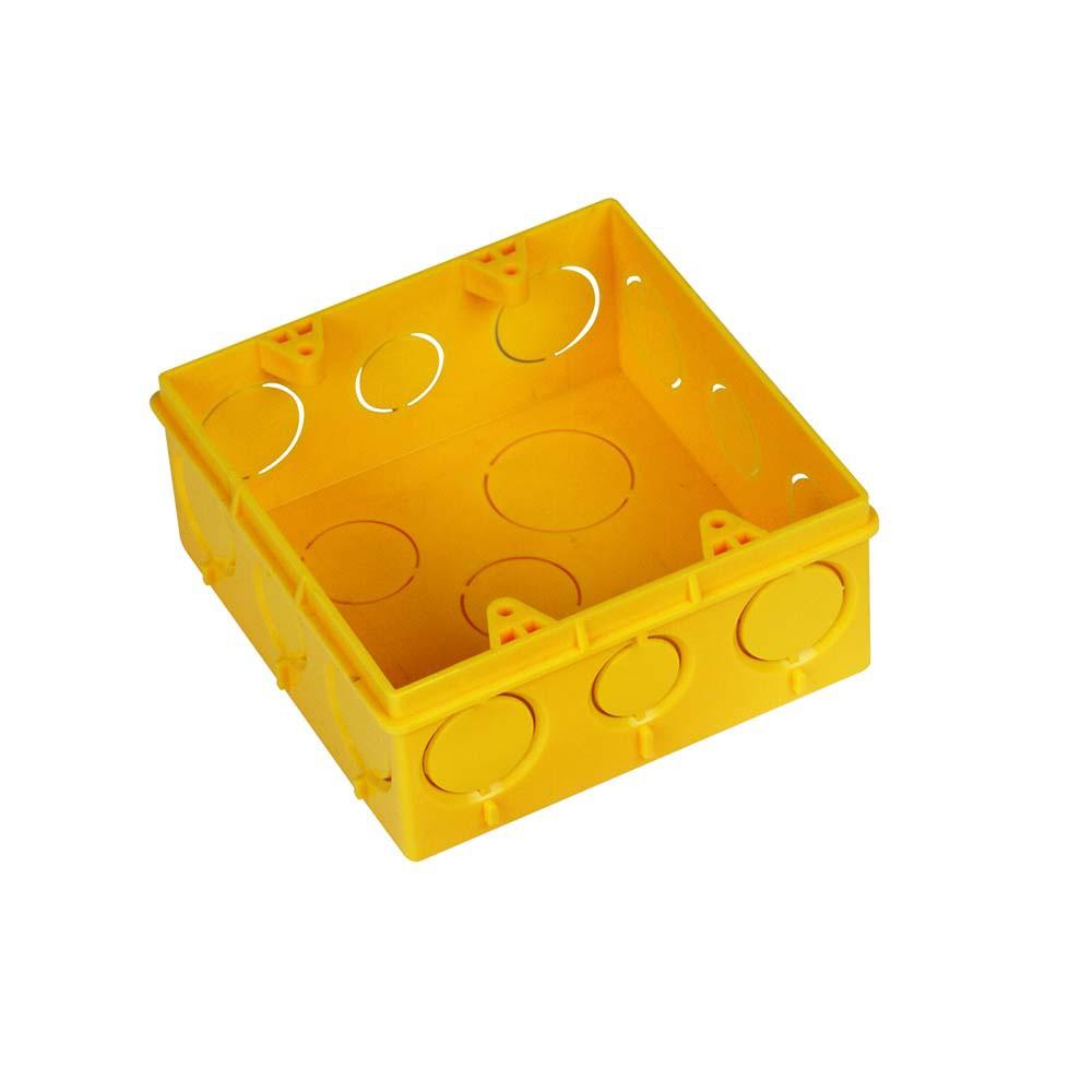 Caixa De Pvc 4x4 Pastubos