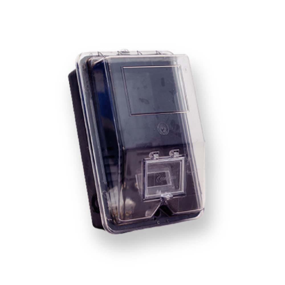 Caixa Medidor Inplast Mono. Policarbonato