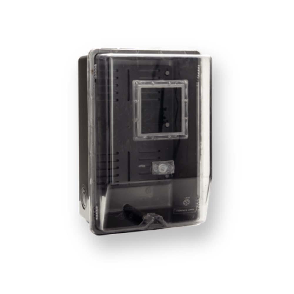 Caixa Medidor Inplast Trif. Policarbonato