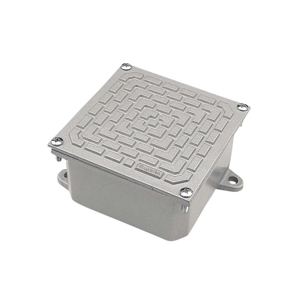 Caixa Passag.40x40 Aluminio