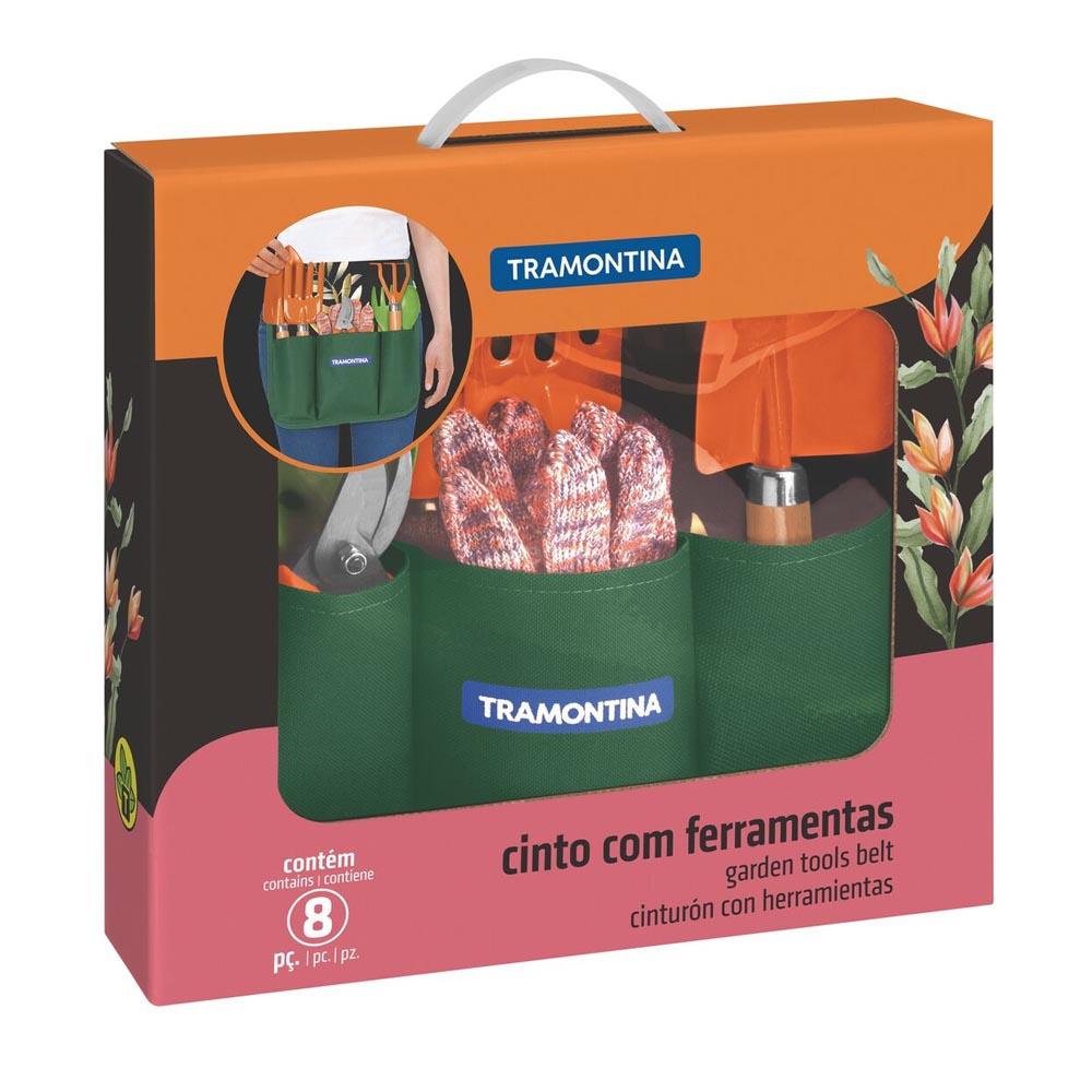 Conjunto P/ Jardim Tramontina Sweet Garden 8pcs 78119/801