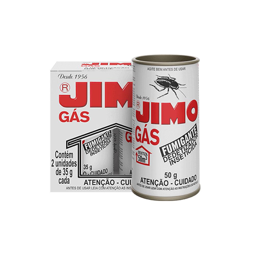 Inseticida Dedetizador Jimo Gas