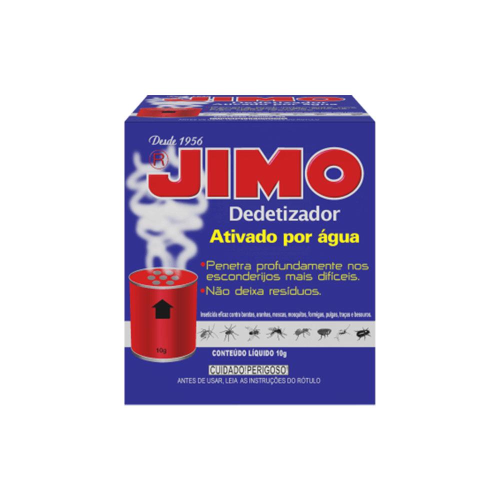 Inseticida Dedetizador Jimo Gas Sem Residuos Jimo