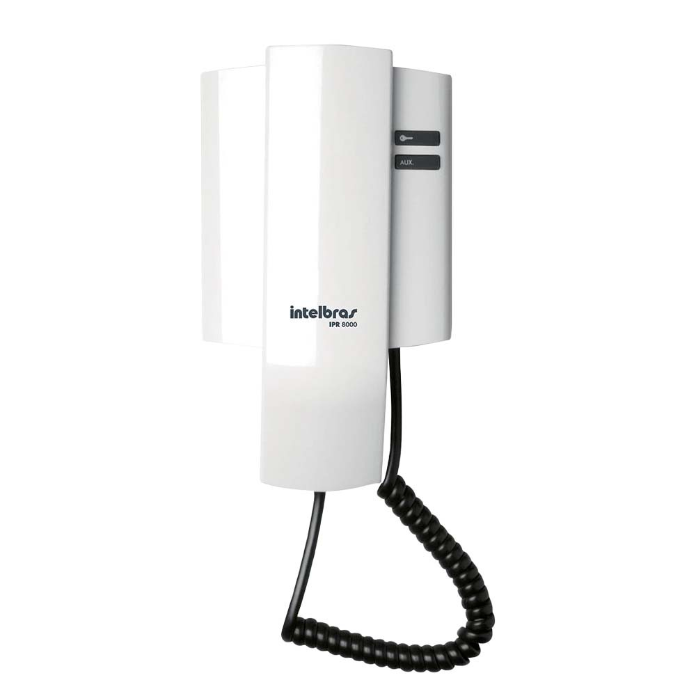 Interfone Intelbras P/ Porteiro Eletronico Ipr 8010