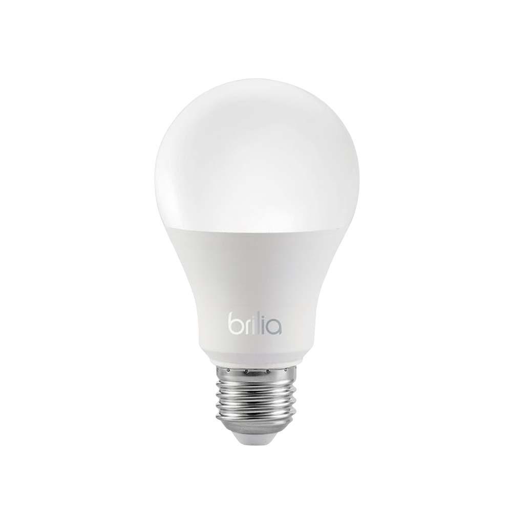 Lamp.Led A60 Brilia E-27 9w Biv. ***Amarela