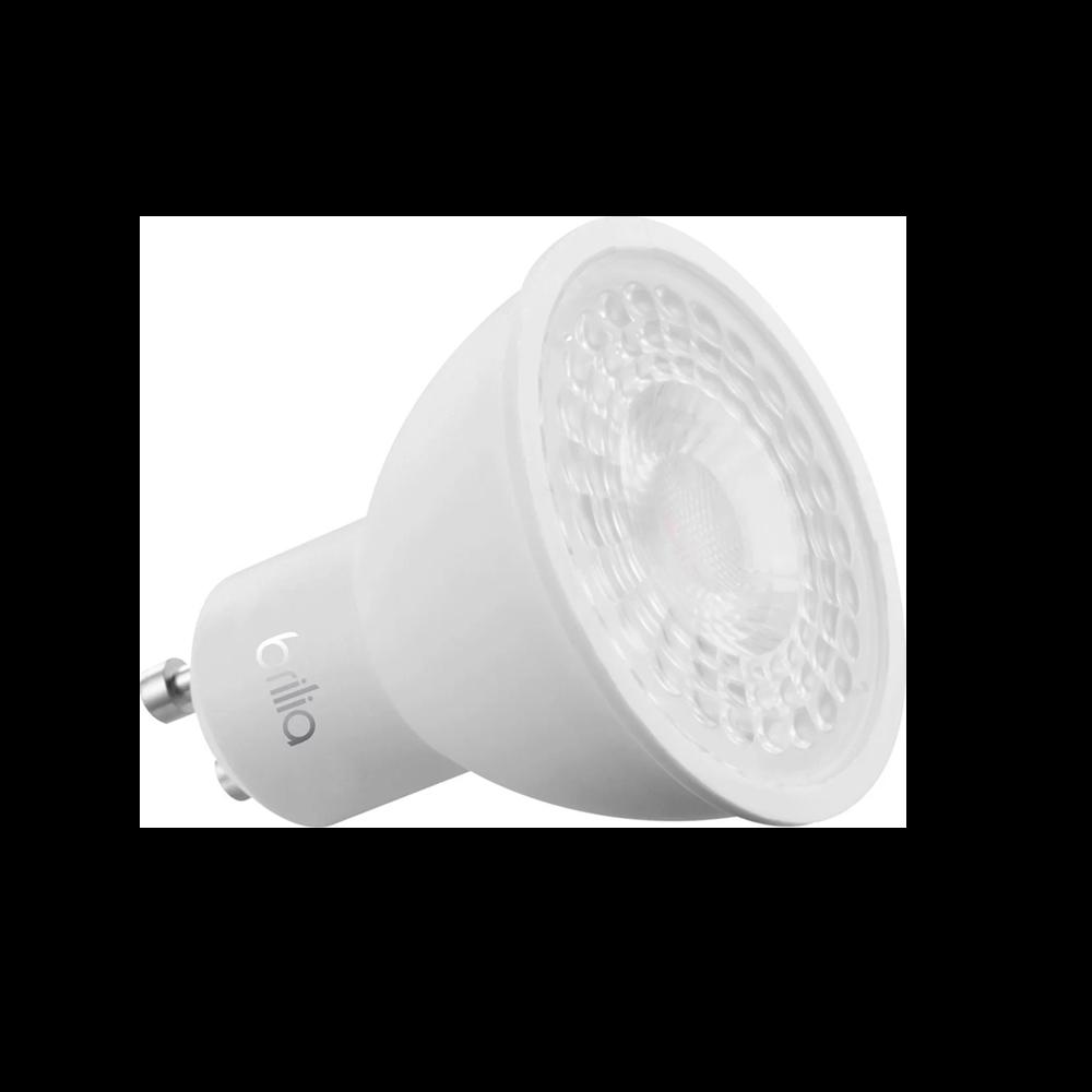 Lamp.Led Dicr. Gu10 Brilia 4w Bivolt